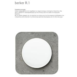 Berker R.1